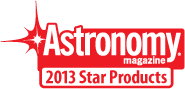 2013 astronomy software award